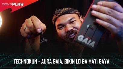 Technokun Aura Gaia Bikin Lo Mati Gaya