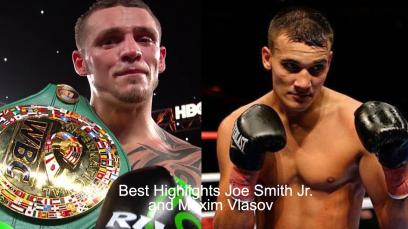 best-highlights-joe-smith-jr.-and-maxim-vlasov