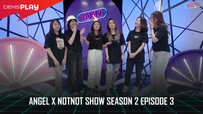 Angel x Notnot Show Season 2 Episode 3
