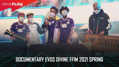 Cave To Throne   Documentary EVOS Divine FFIM 2021 Spring