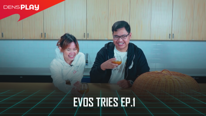 EVOS TRIES EP.1
