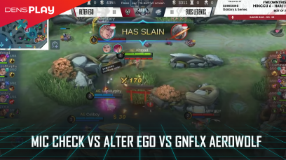 Mic Check vs Alter Ego vs GNFLX Aerowolf | MPL ID S7
