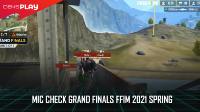 Mic Check Grand Finals FFIM 2021 Spring