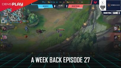A Week Back Episode 27