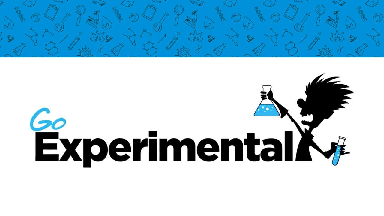 https://www.youtube.com/c/GoExperimental/featured