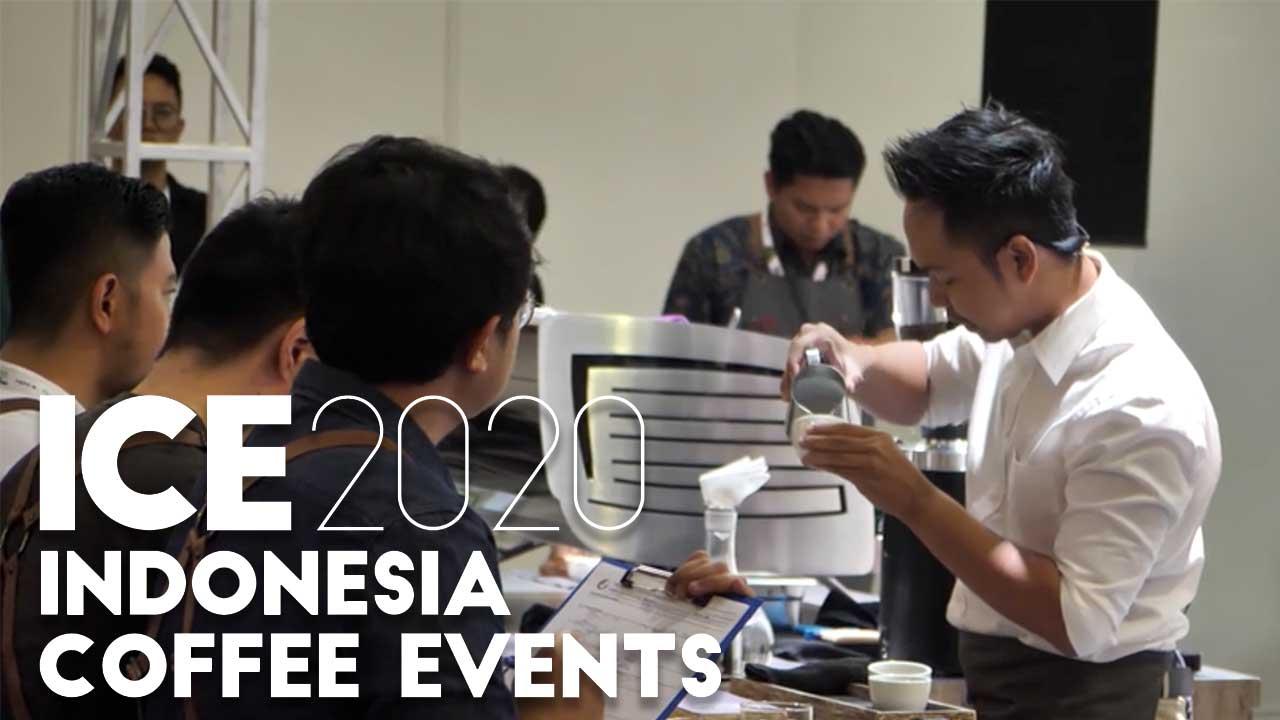 Para Barista Terbaik di Indonesia Coffee Events