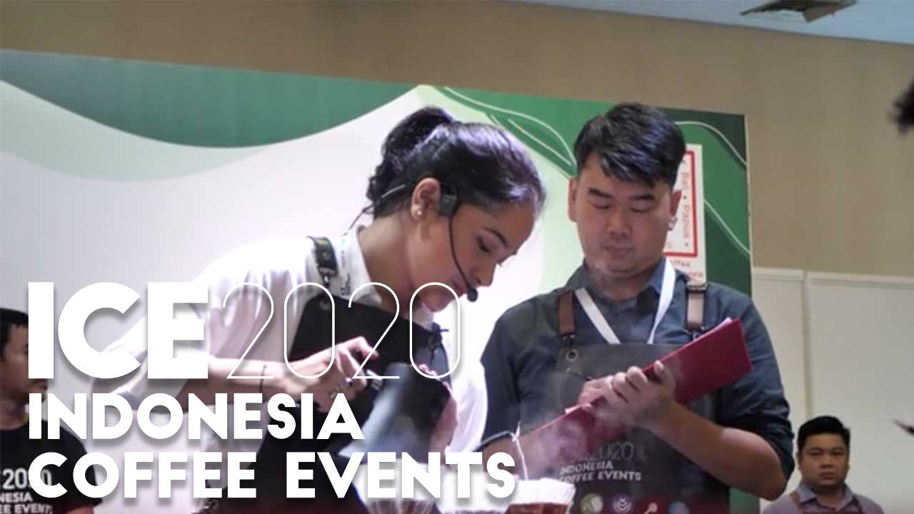Indonesia Coffee Events Ajang Edukasi Tentang Kopi Indonesia