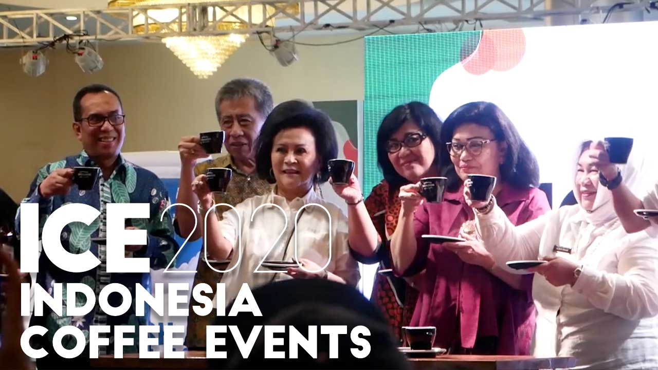 Indonesia Coffee Events 2020