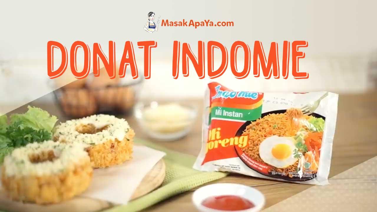 Donat Indomie
