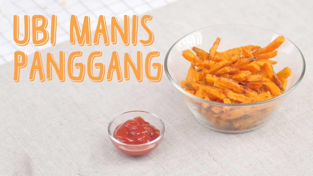 Ubi Manis Panggang