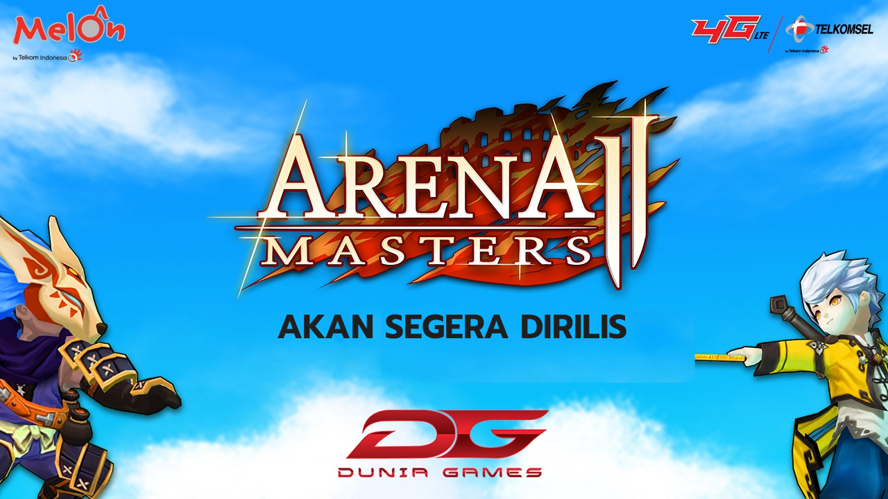 Game PvP Battle Arena Master 2 Akan Segera Dirilis