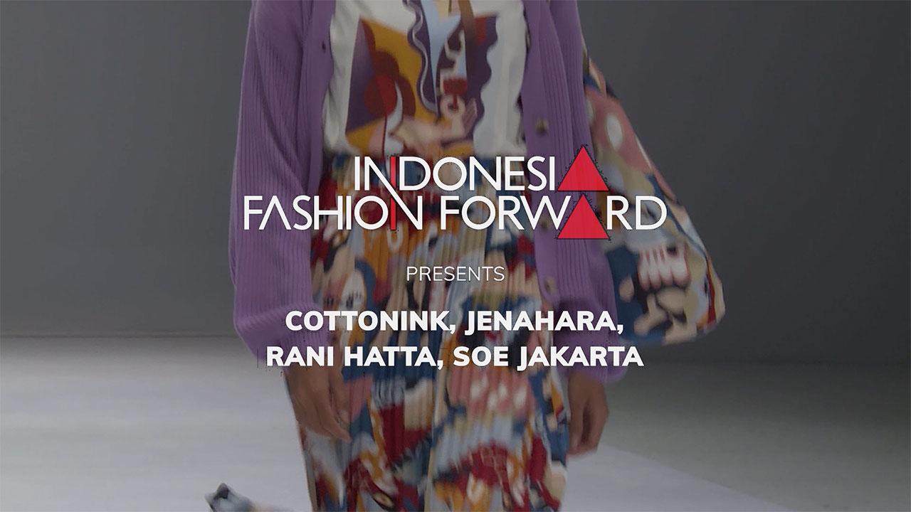 Indonesia Fashion Forward di panggung JFW 2021