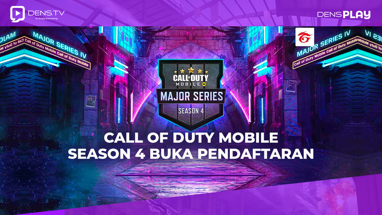 Call Of Duty Mobile Season 4 Buka Pendaftaran