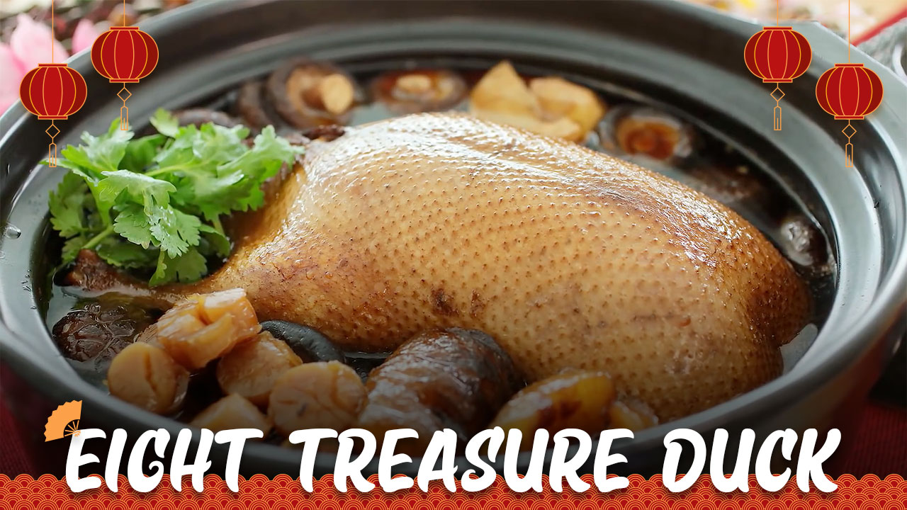 Eight Treasure Duck