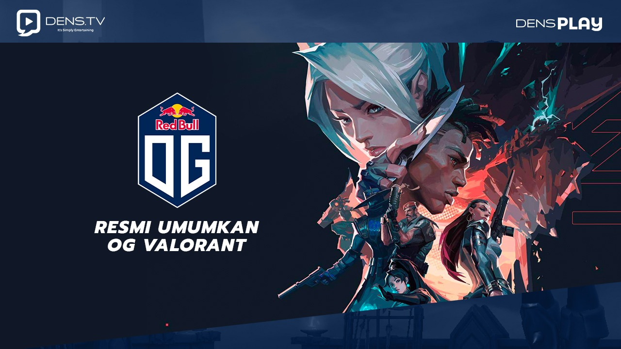 OG Esports Resmi Umumkan OG Valorant