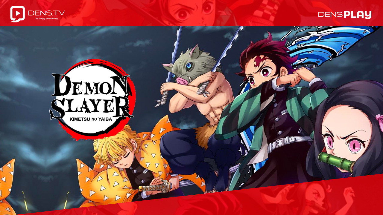 Demon Slayer : Kimetsu no Yaiba Gameplay