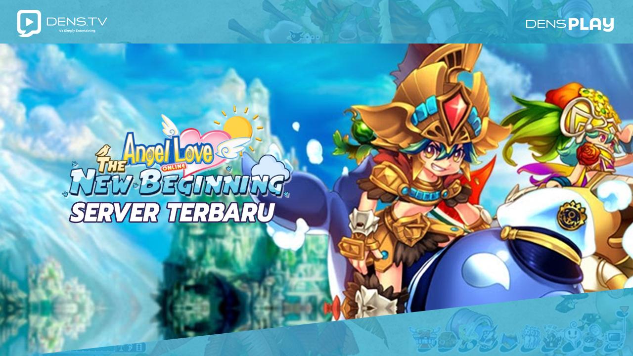 Server Terbaru Angel Love Online New Beginning
