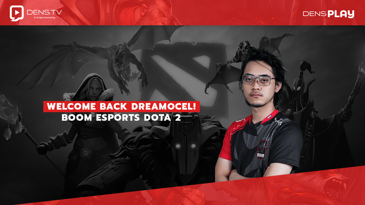 Welcome Back Dreamocel !BOOM Esports Dota 2