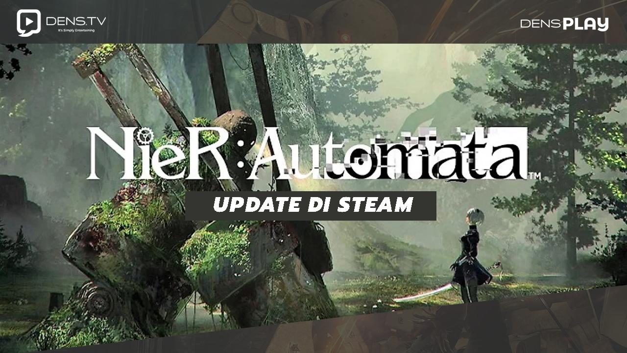 Update Game Nier: Automata di Steam