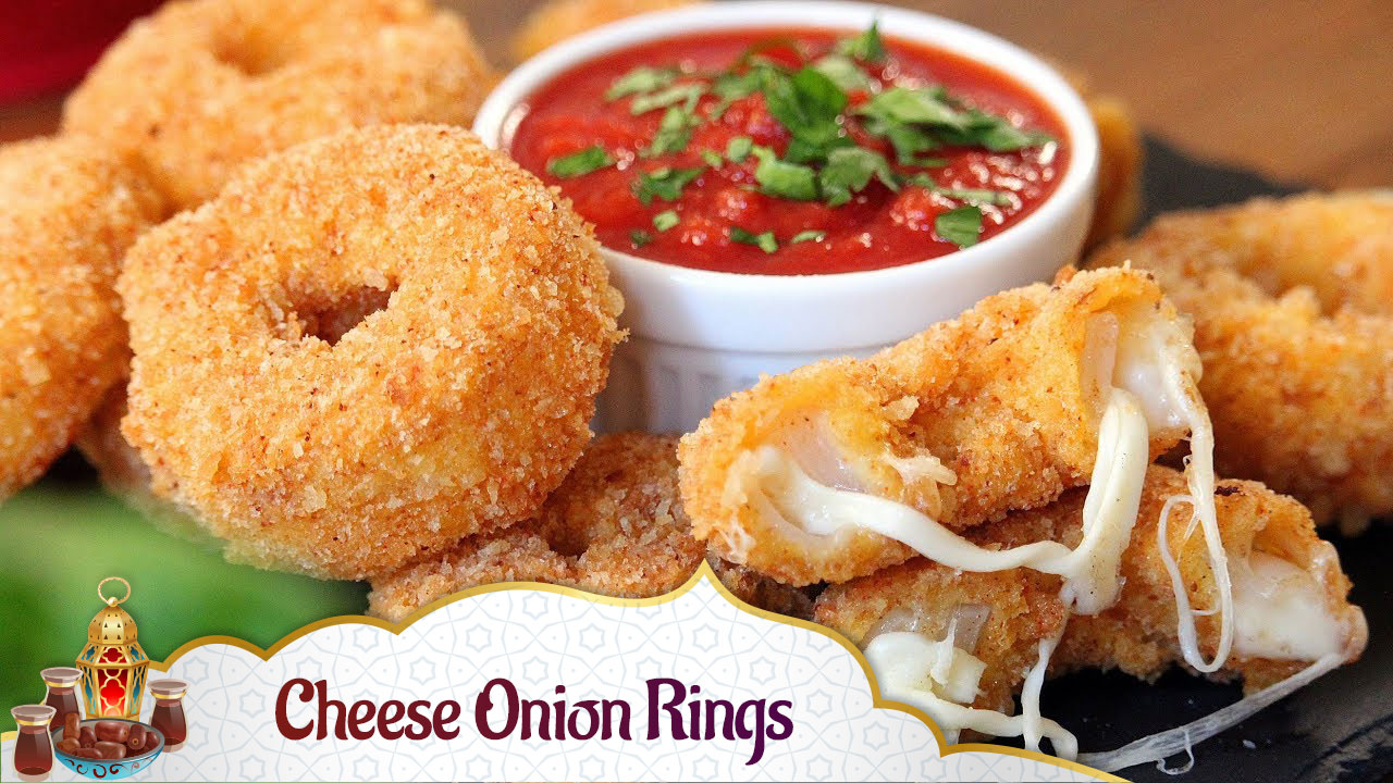 Cheese Onion Rings