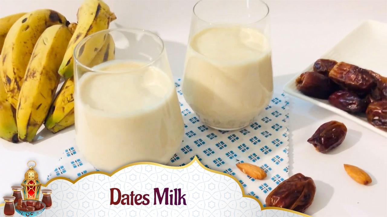 Dates Milk