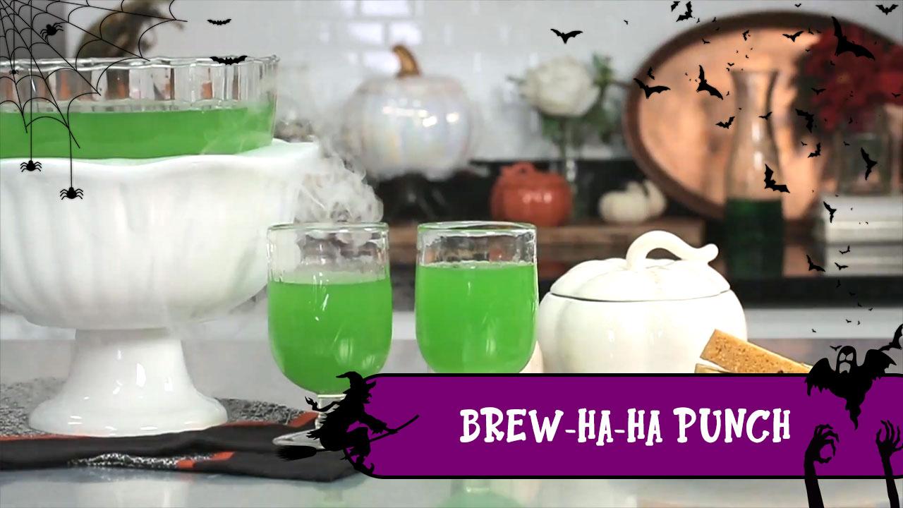 Brew-Ha-Ha Punch