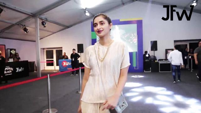 Keseruan di Jakarta Fashion Week 2020