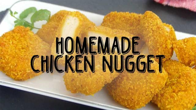 Homemede Chicken Nugget
