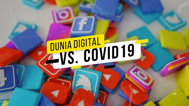 Dunia Digital vs. Covid-19