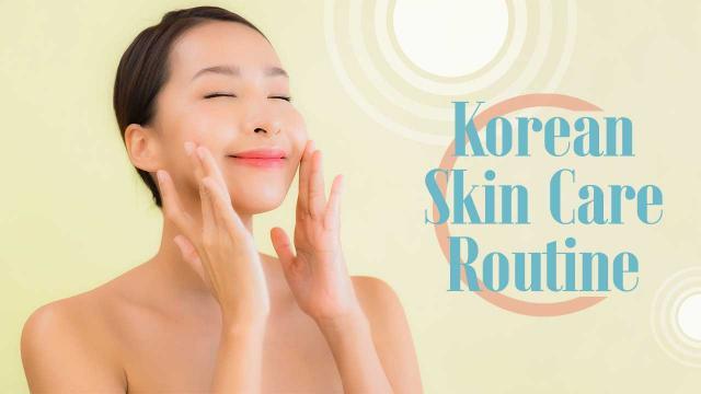 Daily Routine Skincare Korea