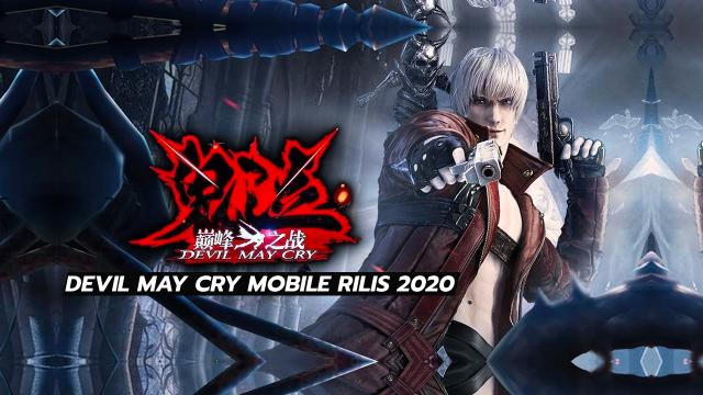 Devil May Cry Mobile Rilis 2020