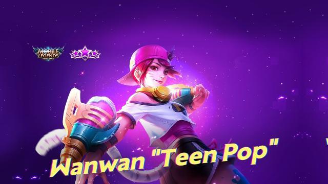 Skin Hero Wanwan Teentop Akan Dirilis Pada Bulan Agustus 2020