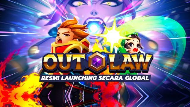 Game Outlaw Resmi Launching Secara Global