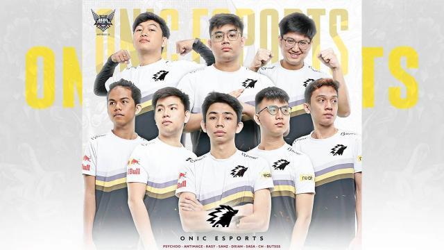 MPL Season 6 Minggu Ketiga Onic Esports Memimpin Klasmen
