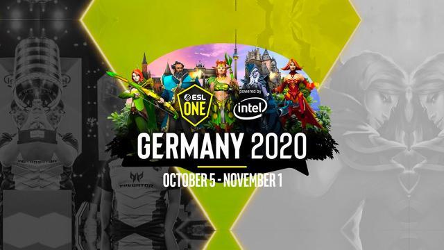ESL One Germany Akan Dilaksanakan Pada Bulan Oktober Dan memiliki Total Hadiah Sebesar 5,9 Miliar