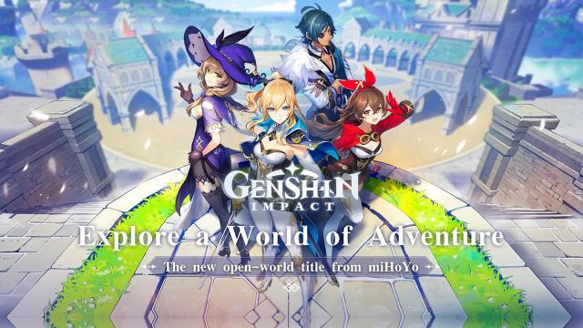 Genshin Impact Explore a World Of Adventure