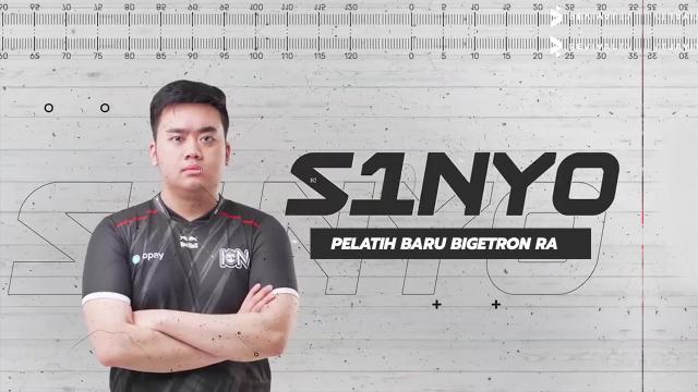 Sinyo Resmi Jadi Pelatih Baru Bigetron RA