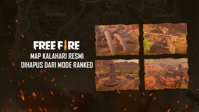 Map Kalahari Resmi Dihapus Dari Mode Ranked