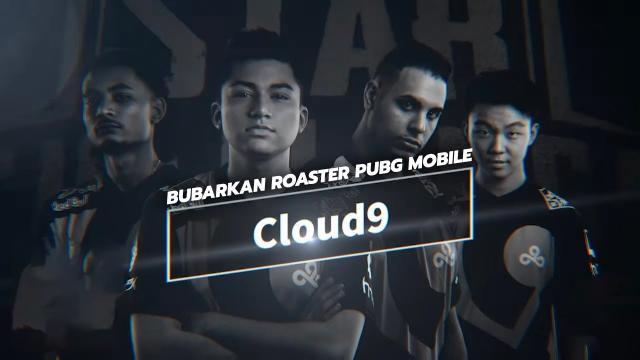 Cloud9 Bubarkan Roaster PUBG Mobile