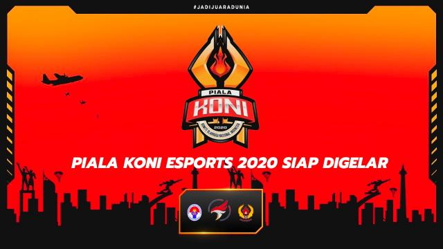 Piala Koni Esports 2020 Siap Digelar