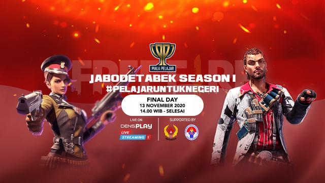 PIALA PELAJAR 2020 Season 1 Final Day !
