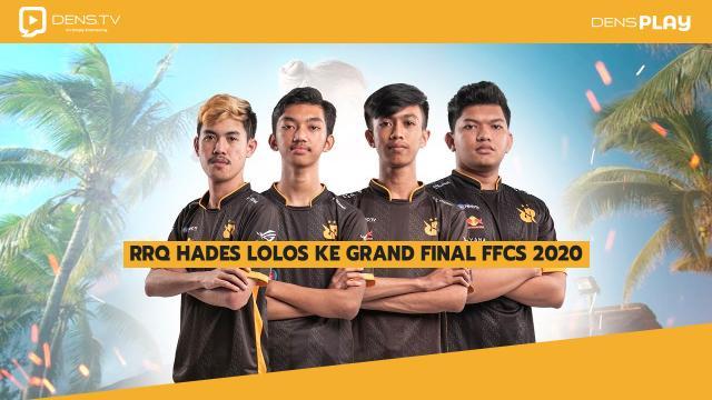 RRQ Hades Lolos Ke Grand Final FFCS 2020