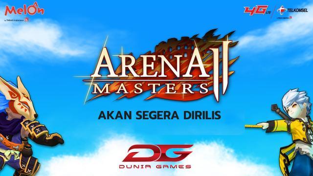 Game PvP Battle Arena Master 2 Akan Segera Dirilis