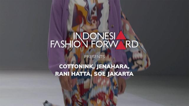 Indonesia Fashion Forward di panggung JFW 2021