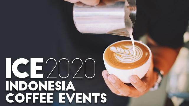 Para Juara Indonesia Coffee Events 2020!