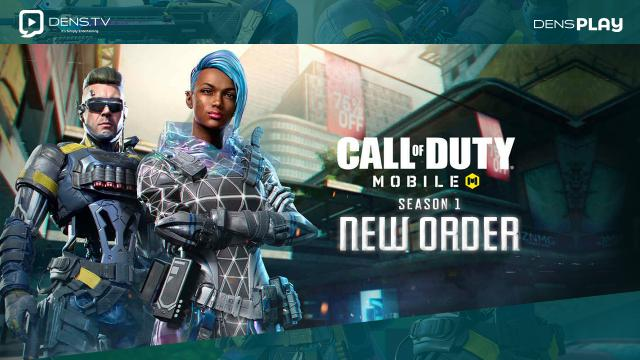 Call of Duty Mobile New Order, Season Pertama di 2021