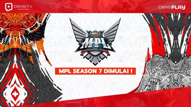 MPL Season 7 Dimulai !