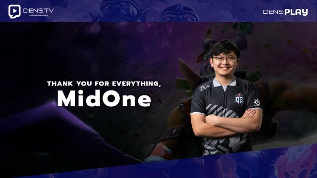 Thank You for Everything, MidOne