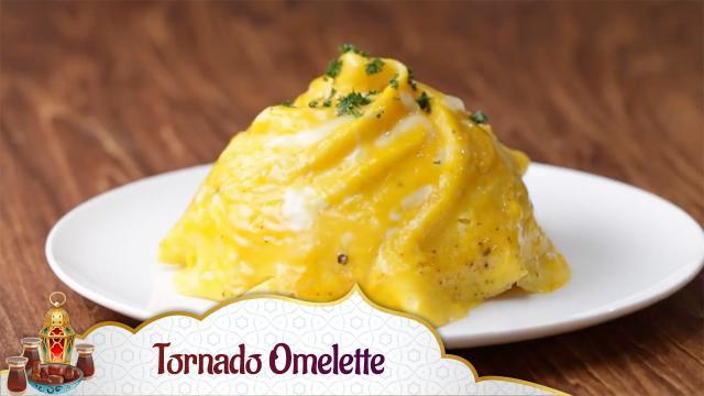 Tornado Omelette