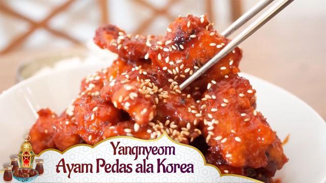 Ayam Pedas Ala Korea